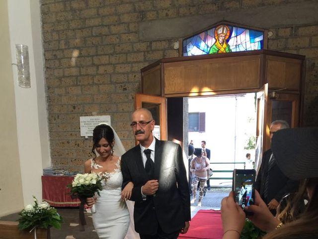 Il matrimonio di Marco  e Moira a Graffignano, Viterbo 34