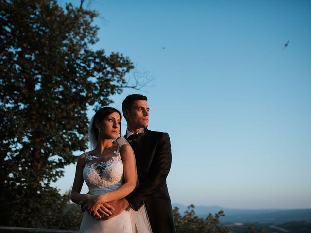 Il matrimonio di Marco  e Moira a Graffignano, Viterbo 36