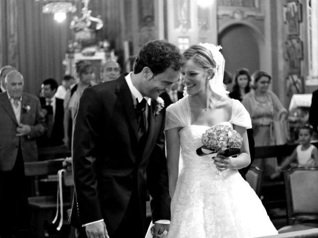 le nozze di Stella e Davide