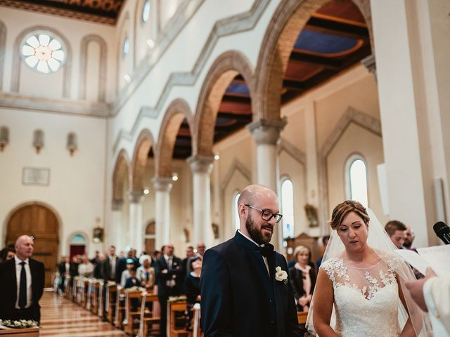 Il matrimonio di Matteo e Agnese a Castello di Godego, Treviso 29