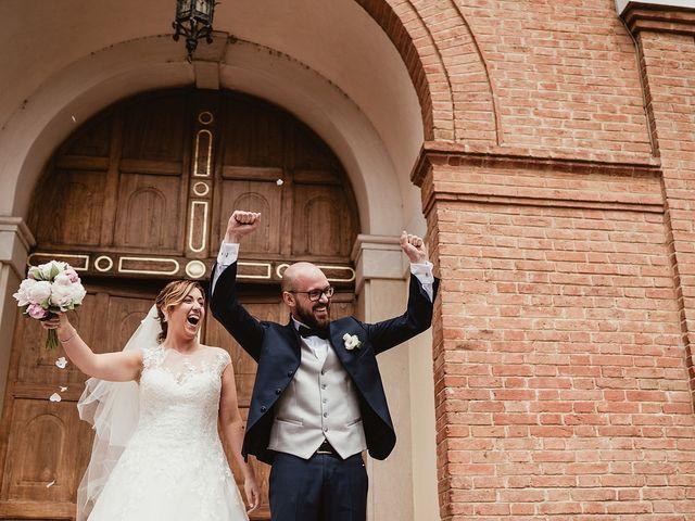 Il matrimonio di Matteo e Agnese a Castello di Godego, Treviso 34