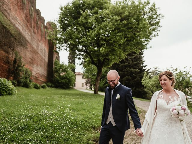 Il matrimonio di Matteo e Agnese a Castello di Godego, Treviso 35