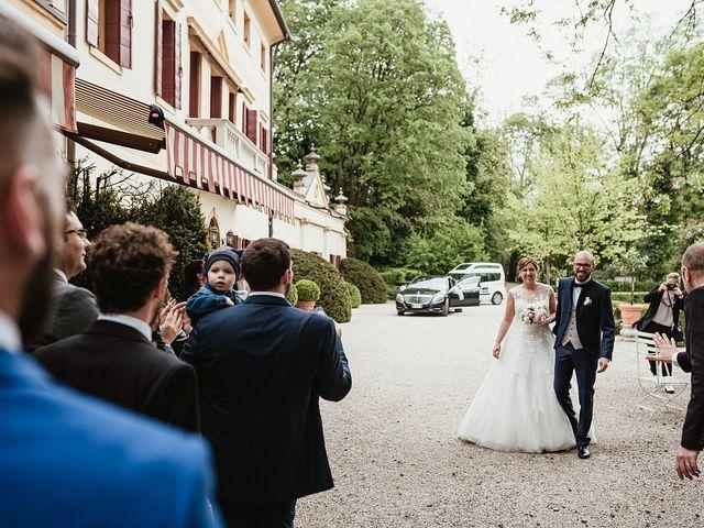 Il matrimonio di Matteo e Agnese a Castello di Godego, Treviso 43