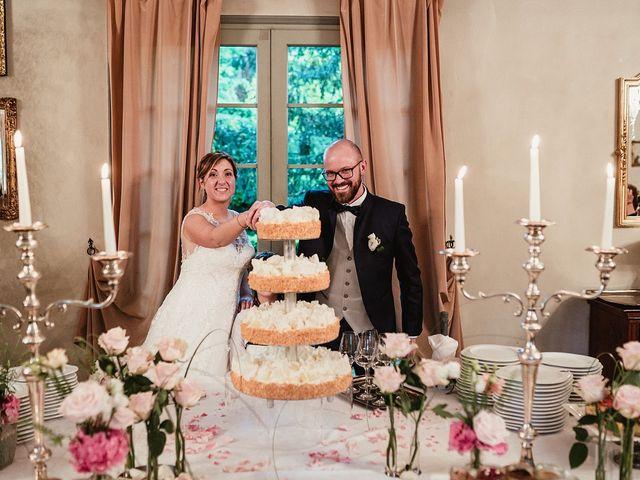 Il matrimonio di Matteo e Agnese a Castello di Godego, Treviso 66