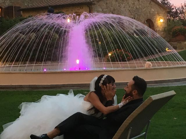 Le nozze di Maria Chiara e Gianni