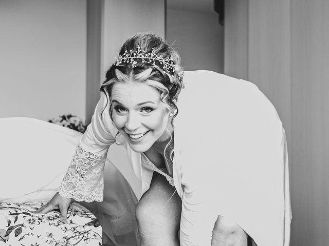 Il matrimonio di Simone e Sonia a Pistoia, Pistoia 10