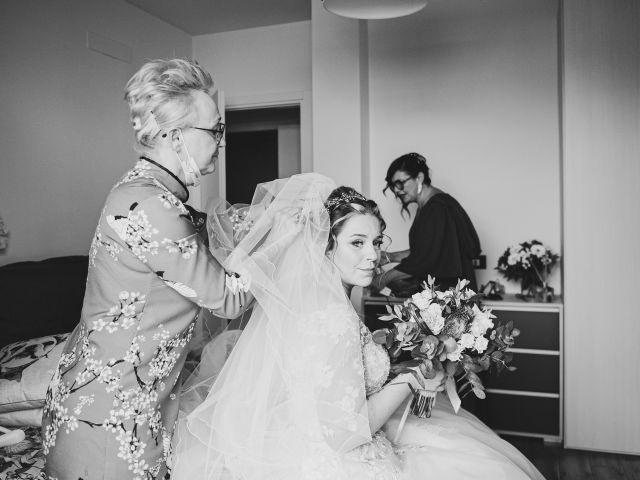 Il matrimonio di Simone e Sonia a Pistoia, Pistoia 18
