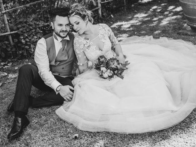 Il matrimonio di Simone e Sonia a Pistoia, Pistoia 27