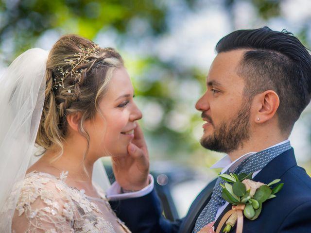 Il matrimonio di Simone e Sonia a Pistoia, Pistoia 1