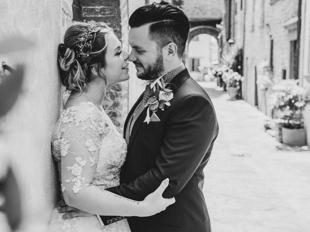 Il matrimonio di Simone e Sonia a Pistoia, Pistoia 30
