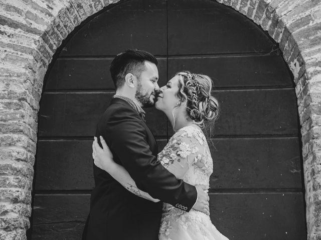 Il matrimonio di Simone e Sonia a Pistoia, Pistoia 31
