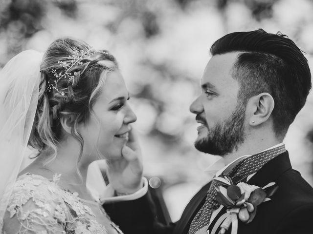 Il matrimonio di Simone e Sonia a Pistoia, Pistoia 36