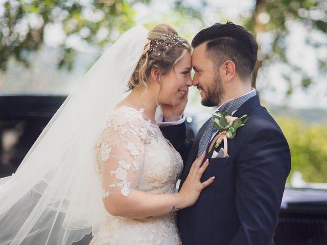 Il matrimonio di Simone e Sonia a Pistoia, Pistoia 38