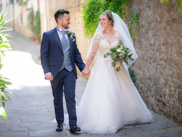 Il matrimonio di Simone e Sonia a Pistoia, Pistoia 41
