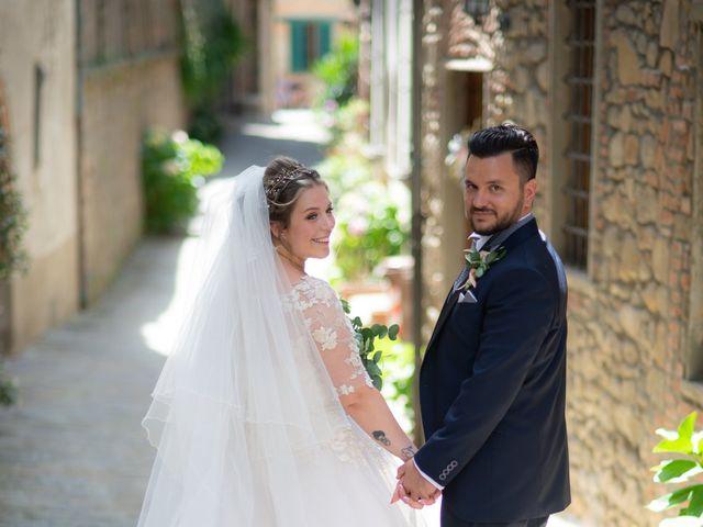 Il matrimonio di Simone e Sonia a Pistoia, Pistoia 42