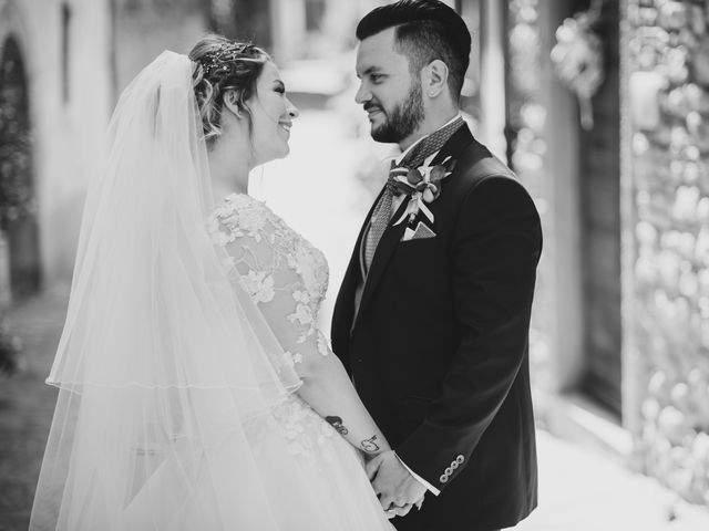 Il matrimonio di Simone e Sonia a Pistoia, Pistoia 43