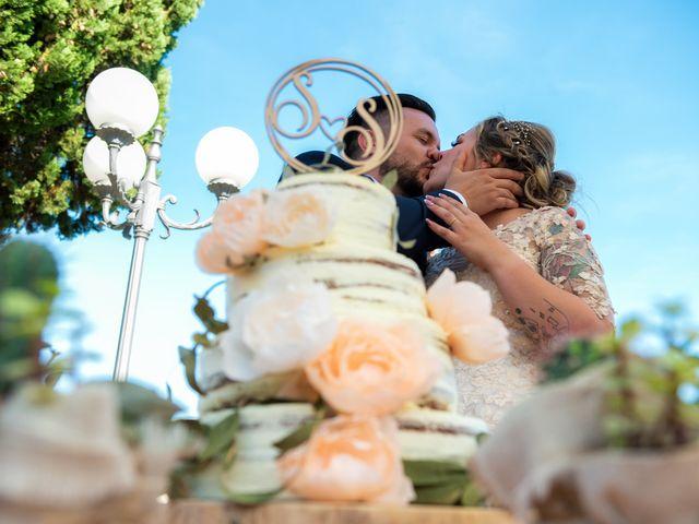 Il matrimonio di Simone e Sonia a Pistoia, Pistoia 55