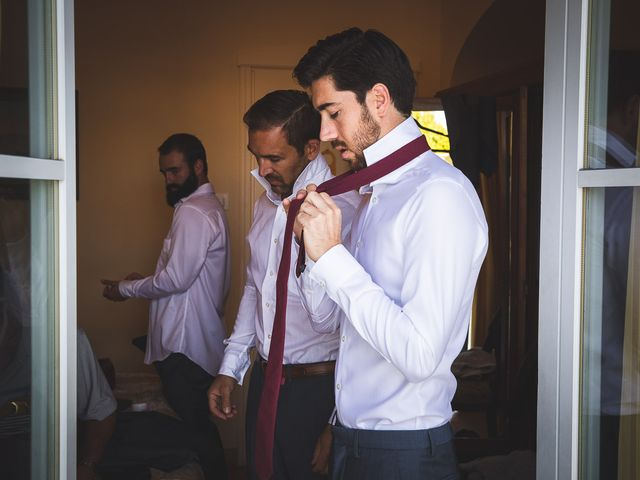 Il matrimonio di Trevor e Arianna a Sorrento, Napoli 17