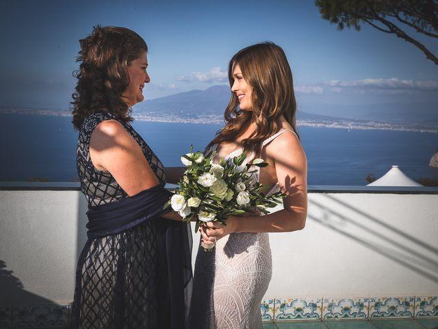 Il matrimonio di Trevor e Arianna a Sorrento, Napoli 46