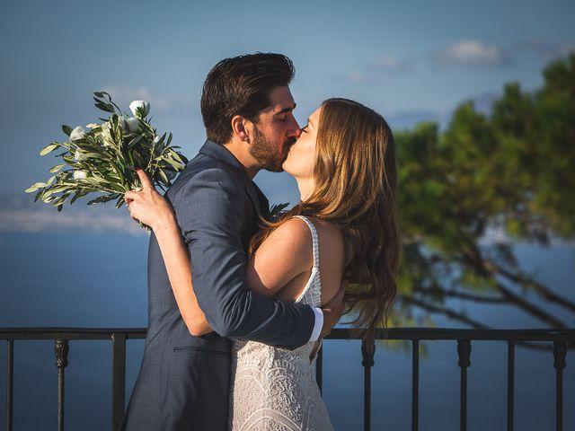 Il matrimonio di Trevor e Arianna a Sorrento, Napoli 53