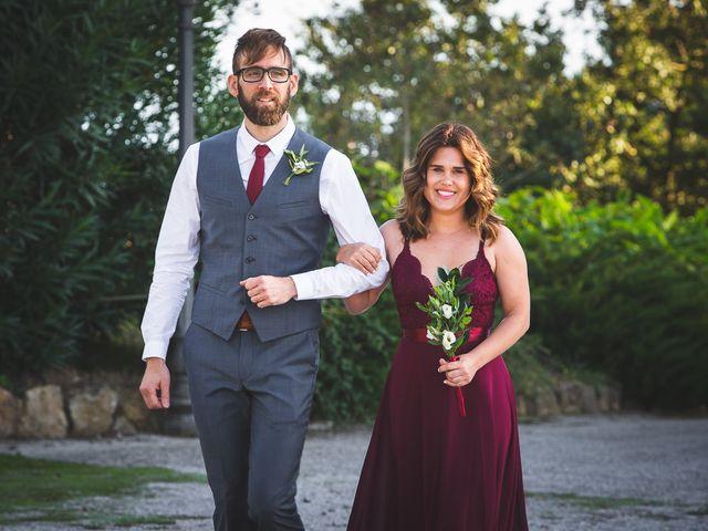 Il matrimonio di Trevor e Arianna a Sorrento, Napoli 57