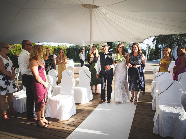Il matrimonio di Trevor e Arianna a Sorrento, Napoli 60