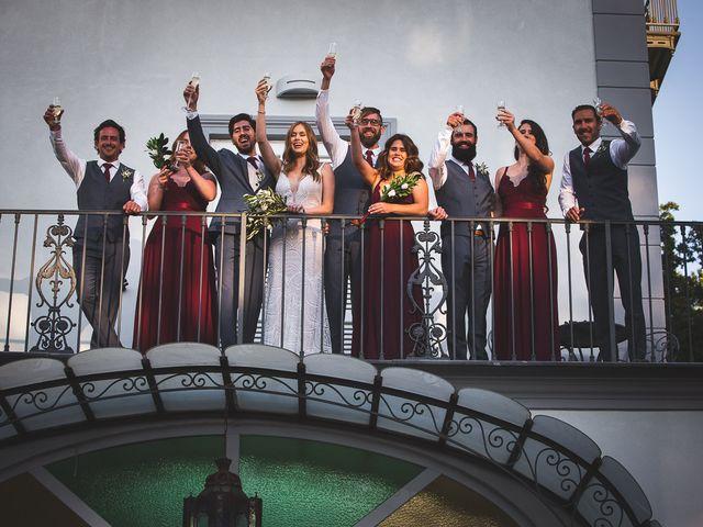 Il matrimonio di Trevor e Arianna a Sorrento, Napoli 71