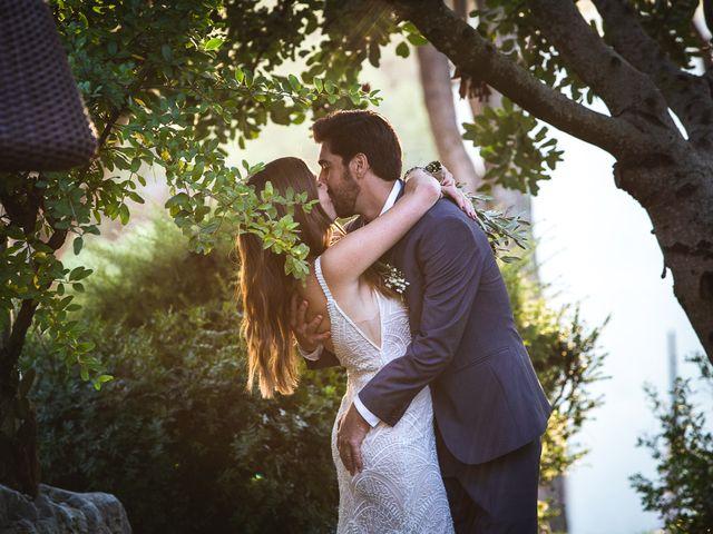Il matrimonio di Trevor e Arianna a Sorrento, Napoli 73