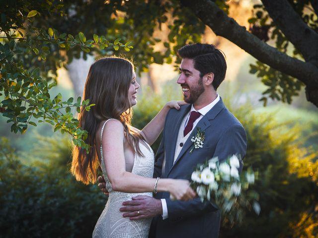 Le nozze di Arianna e Trevor