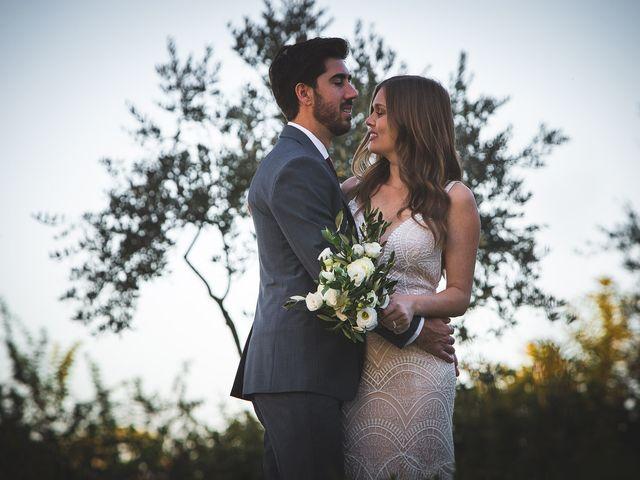 Il matrimonio di Trevor e Arianna a Sorrento, Napoli 77