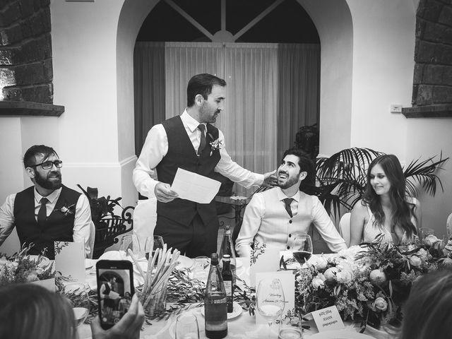 Il matrimonio di Trevor e Arianna a Sorrento, Napoli 86