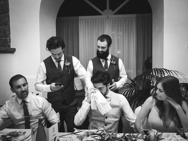 Il matrimonio di Trevor e Arianna a Sorrento, Napoli 91