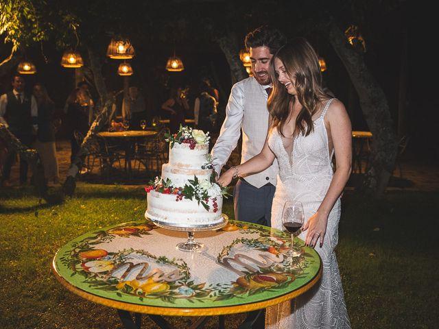 Il matrimonio di Trevor e Arianna a Sorrento, Napoli 94
