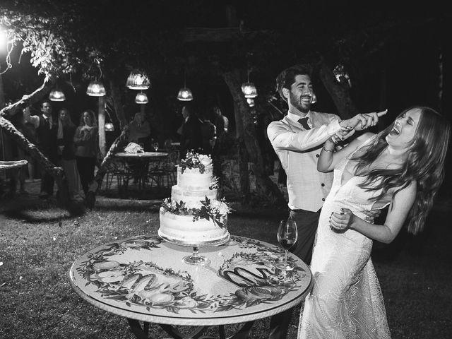 Il matrimonio di Trevor e Arianna a Sorrento, Napoli 96