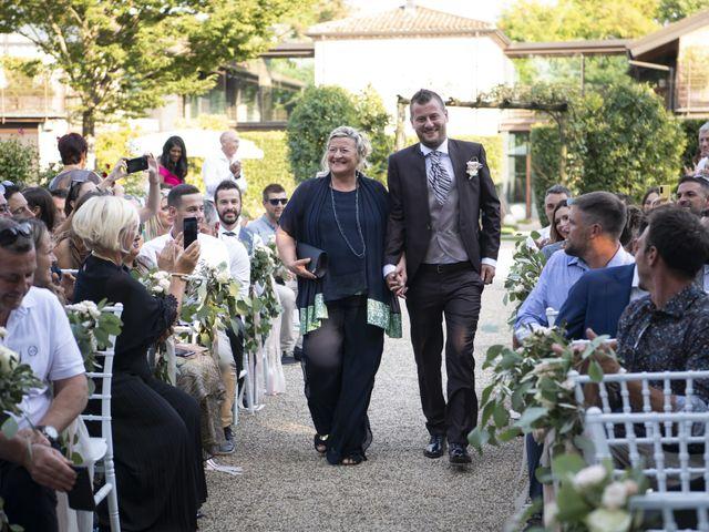 Il matrimonio di Werther e Elena a Mantova, Mantova 21
