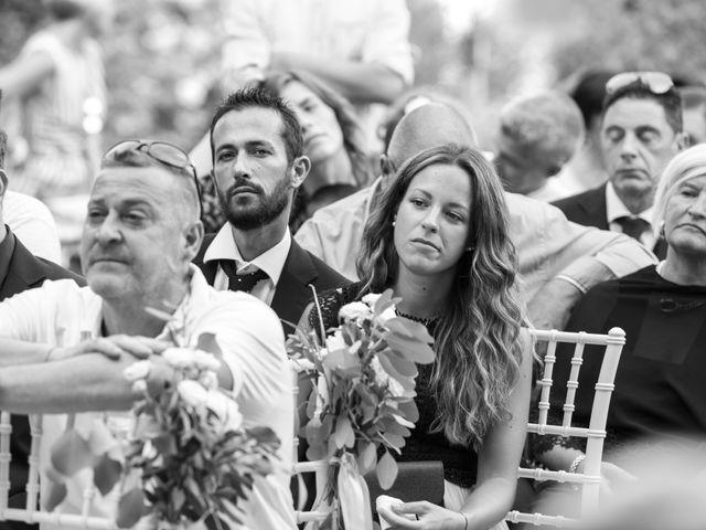 Il matrimonio di Werther e Elena a Mantova, Mantova 30