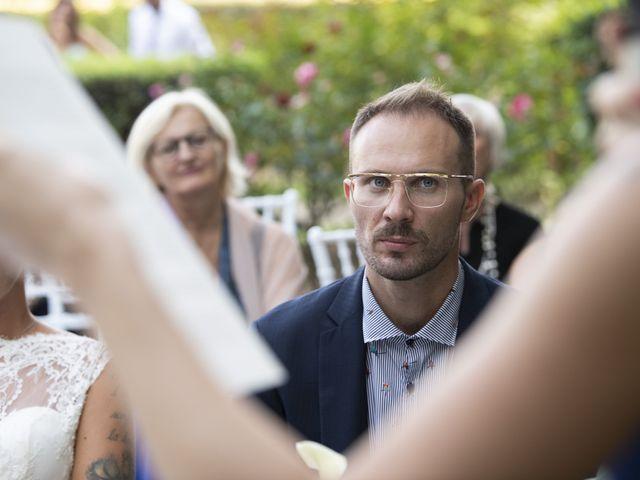 Il matrimonio di Werther e Elena a Mantova, Mantova 46