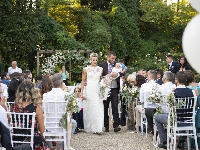Il matrimonio di Werther e Elena a Mantova, Mantova 52