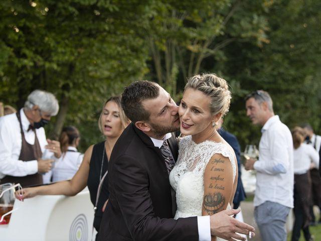 Il matrimonio di Werther e Elena a Mantova, Mantova 84