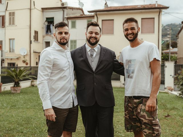 Il matrimonio di Michael e Francesca a Lucca, Lucca 8