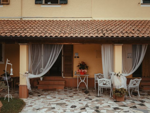 Il matrimonio di Michael e Francesca a Lucca, Lucca 9