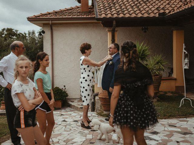Il matrimonio di Michael e Francesca a Lucca, Lucca 27