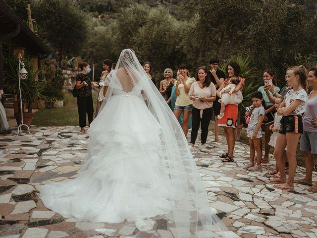 Il matrimonio di Michael e Francesca a Lucca, Lucca 31