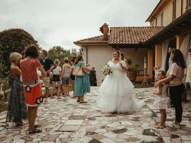 Il matrimonio di Michael e Francesca a Lucca, Lucca 33