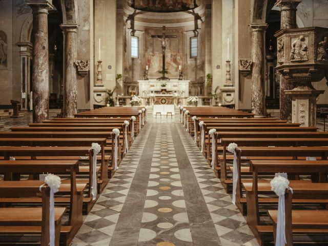 Il matrimonio di Michael e Francesca a Lucca, Lucca 36