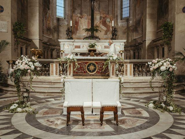 Il matrimonio di Michael e Francesca a Lucca, Lucca 37