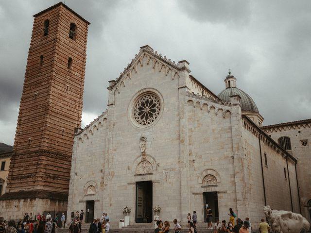 Il matrimonio di Michael e Francesca a Lucca, Lucca 39