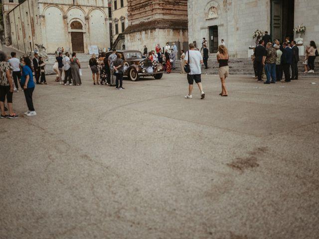 Il matrimonio di Michael e Francesca a Lucca, Lucca 40