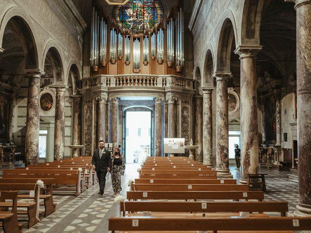 Il matrimonio di Michael e Francesca a Lucca, Lucca 42