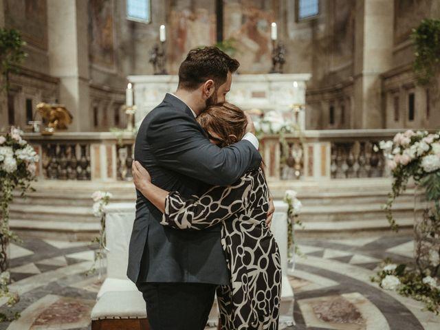 Il matrimonio di Michael e Francesca a Lucca, Lucca 43